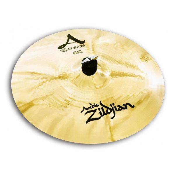 "ZILDJIAN A CUSTOM CRASH 16"" PLATO BATERÍA"