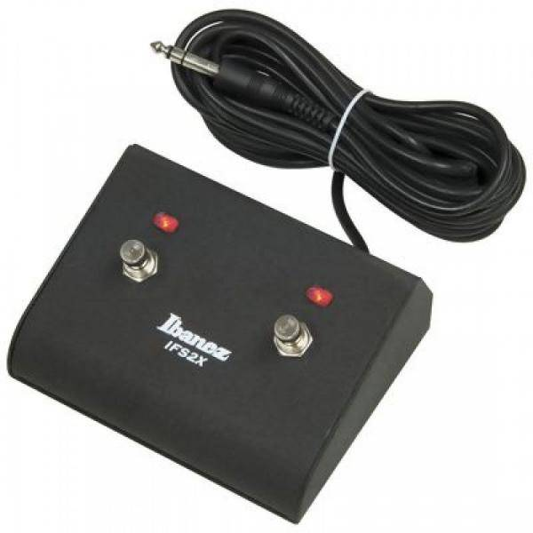 IBANEZ IFS2X FOOTSWITCH PEDAL PARA AMPLIFICADOR