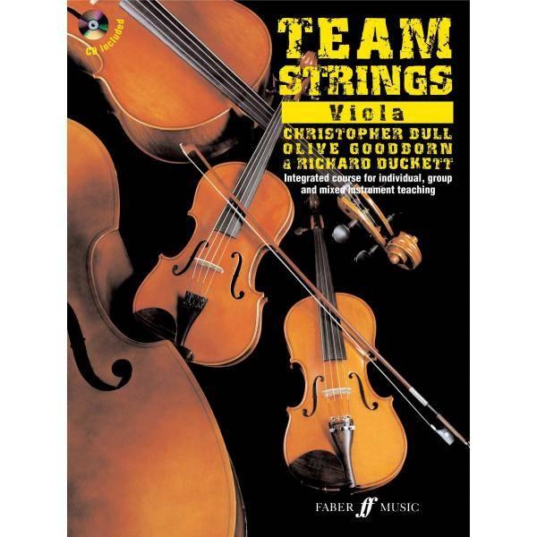 BULL TEAM STRINGS VIOLA (AB) CD