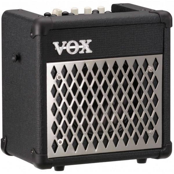 VOX MINI 5 RHYTHM 4/C AMPLIFICADOR GUITARRA
