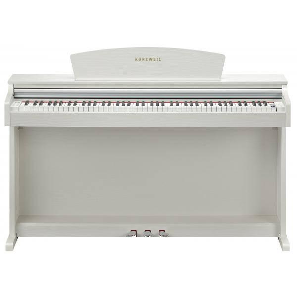 KURZWEIL M110W PIANO DIGITAL BLANCO 88 TECLAS