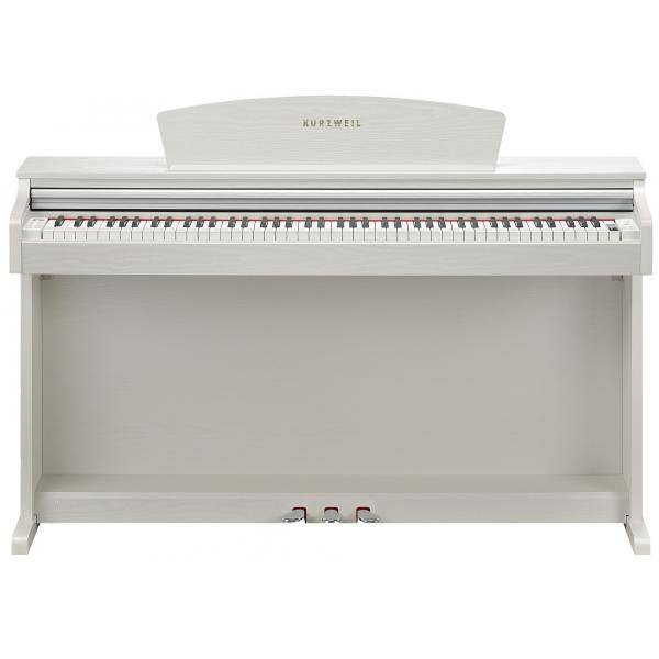 KURZWEIL MP120 PIANO DIGITAL 88 TECLAS BLANCO