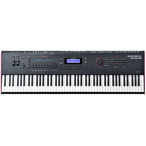 KURZWEIL FORTE 7 PIANO SINTETIZADOR WORKSTATION 76