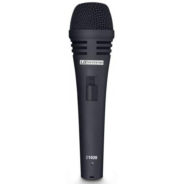 LD SYSTEMS D1020 MICRÓFONO VOCAL