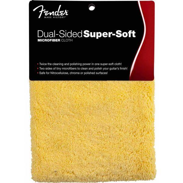 FENDER SUPER SOFT MICROFIBER CLOTH PAÑO LIMPIEZA