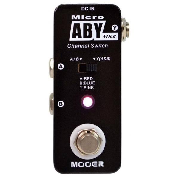 MOOER MICRO ABY MKII ABY BOX