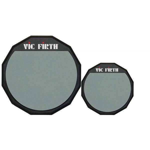"VIC FIRTH PAD 6D DE PRACTICAS 6"""