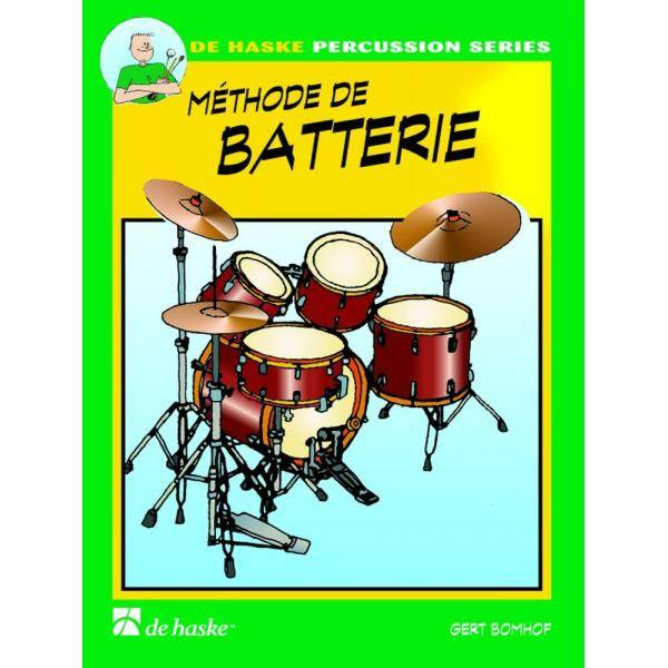 METHODE DE BATTERIE VOL.1 BOMHOF