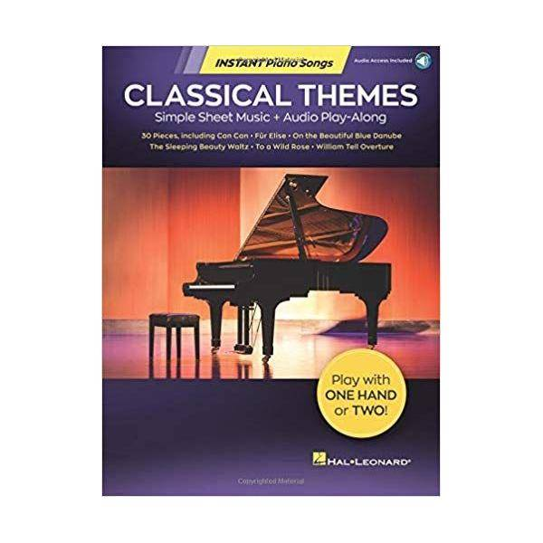 CLASSICAL THEMES INSTANT PIANO SONG