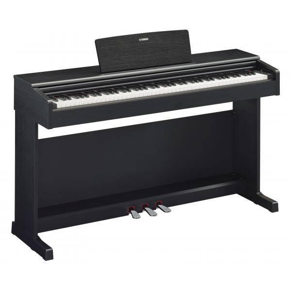 YAMAHA YDP144 ARIUS PIANO DIGITAL NEGRO