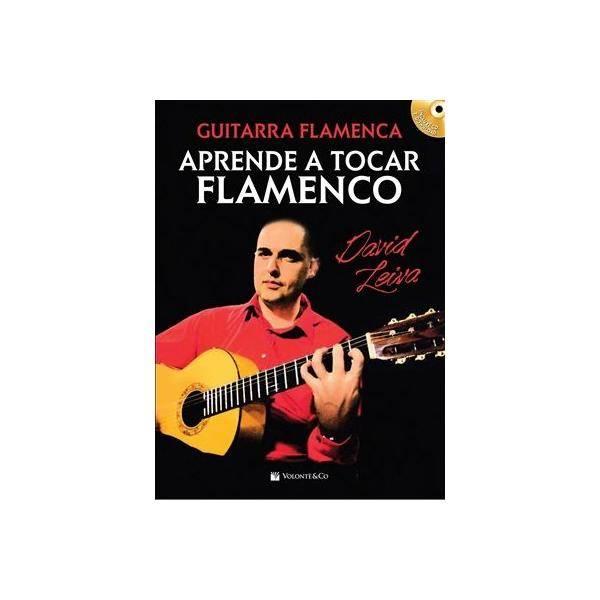 APRENDE A TOCAR FLAMENCO LEIVA D + CD