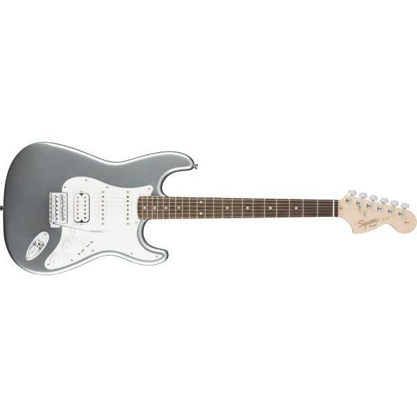 SQUIER AFFINITY SERIE STRATOCASTER HSS SLICK SILVE