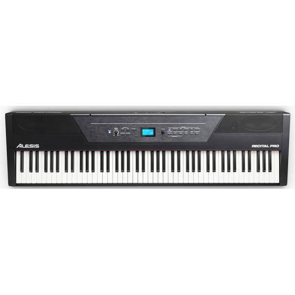 ALESIS RECITALPRO PIANO DIGITAL 88 TECLAS