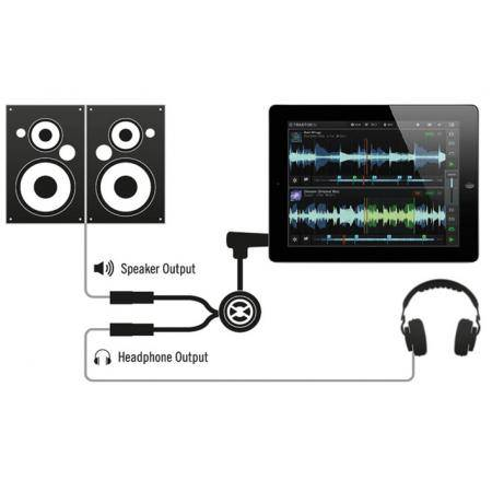 TRAKTOR DJ CABLE NATIVE INSTRUMENTS