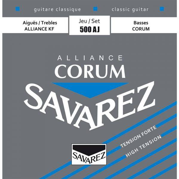 SAVAREZ ALLIANCE CORUM 500AJ CUERDAS GUIT CLÁSICA