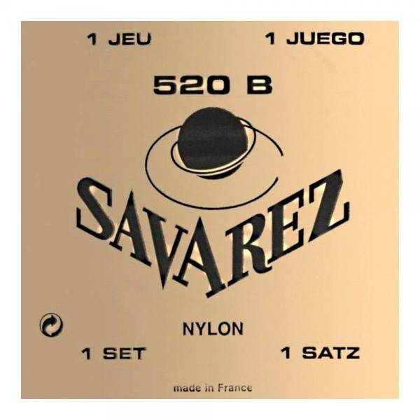 SAVAREZ CARTA BLANCA 520B CUERDA GUIT CLÁSICA