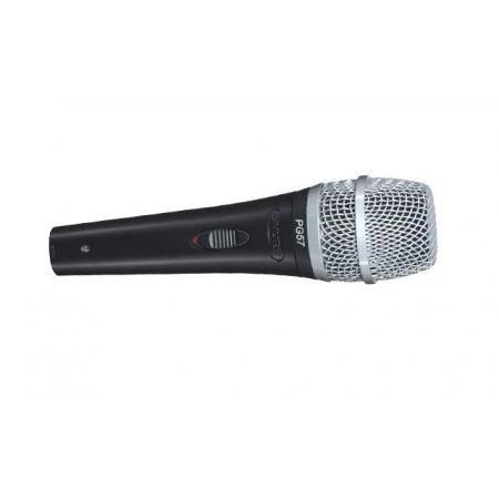 Micrófono Instrumentos Shure PG-57-XLR