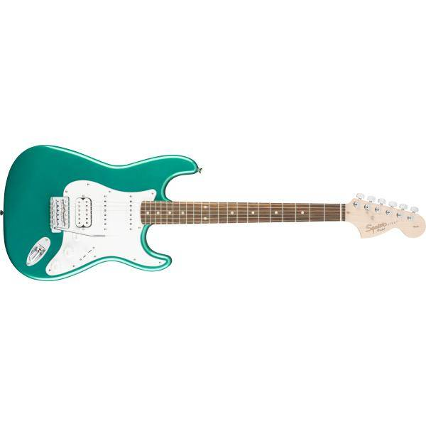 SQUIER AFFINITY STRATOCASTER LRL HSS RACE GREEN