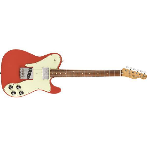 FENDER VINTERA '70S TELECASTER® CUSTOM FIESTA RED