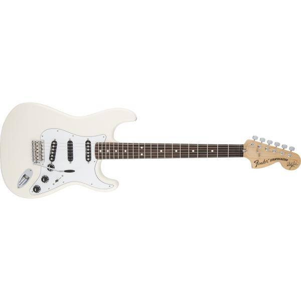 FENDER RITCHIE BLACKMORE STRATOCASTER OLYMPIC WHIT