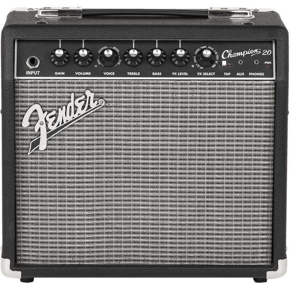 FENDER CHAMPION 20W COMBO GUITARRA