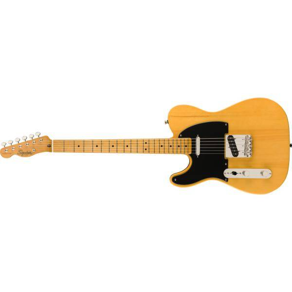 SQUIER CLASSIC VIBE 50S TELECASTER LH BUTTERSCOTCH