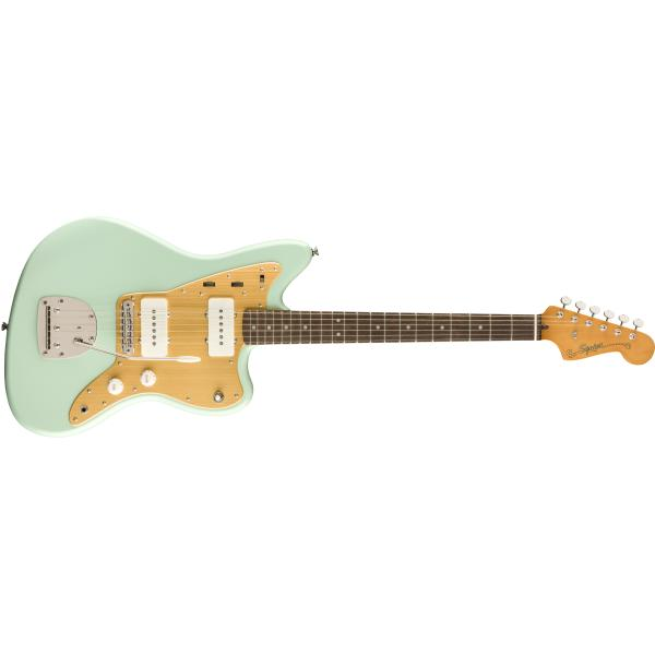 SQUIER FSR CLASSIC VIBE JAZZMASTER LAU SURF GREEN