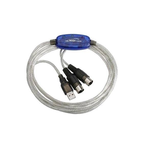 ASHTON CABLE MIDI - USB USBMD