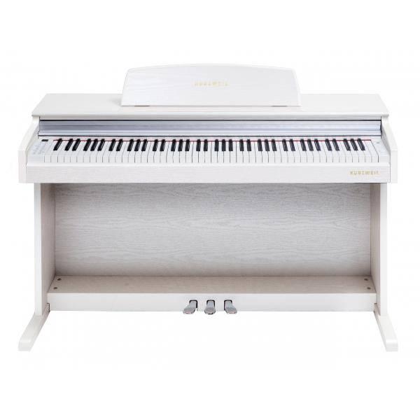 KURZWEIL M210 PIANO DIGITAL 88 TECLAS BLANCO