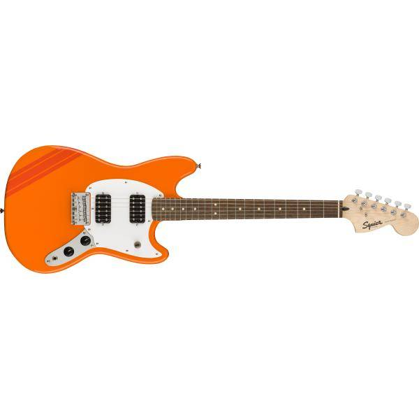 SQUIER FSR BULLET COMPETITION MUSTANG HH LRL CPO