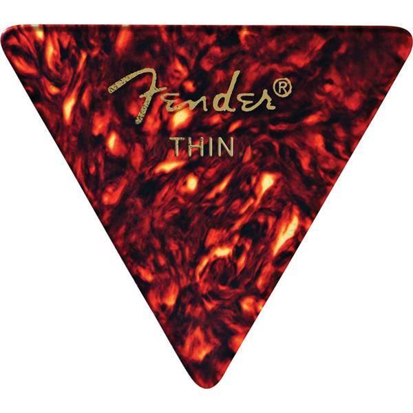 FENDER 355 SHAPE SHELL THIN PACK 72 PÚAS