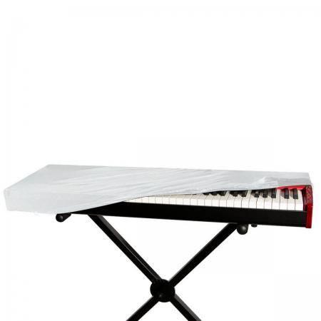 Bolsa de Teclado Para Instrumento de Teclado de 61 Teclas EngRosa Impermeable Electr/ónico Funda Caja de Piano Para Electr/ónico