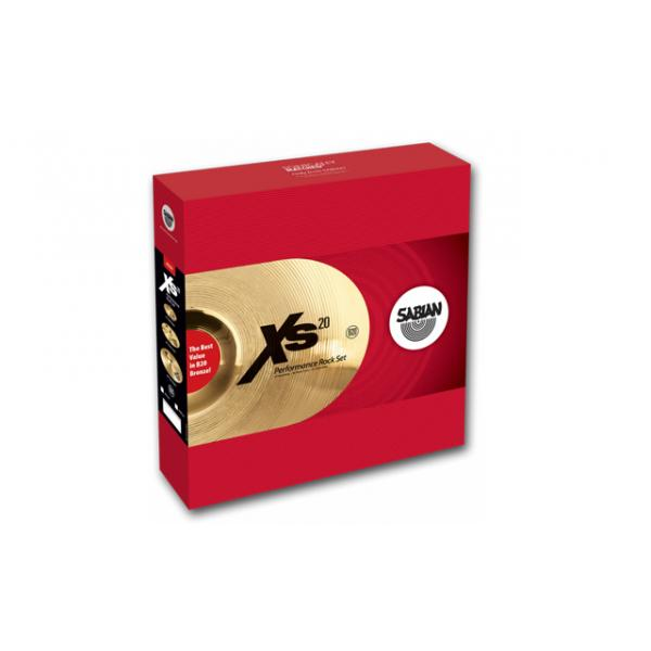 Platos AA Metal-X Performance Set SABIAN