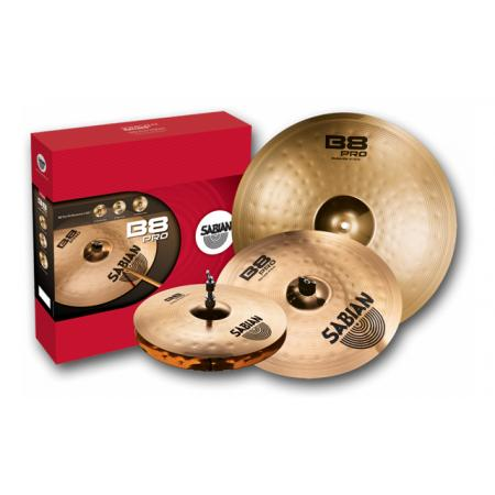 Plato B8 PRO Performance Set SABIAN