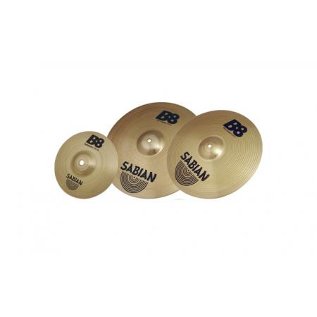 Sabian Crash B8 v