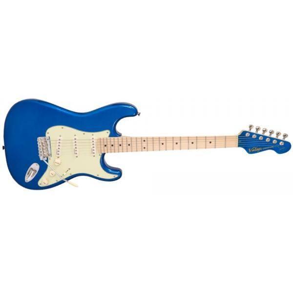 VINTAGE FST V6 JOHN VERITY SIGNATURE CAN APP BLUE