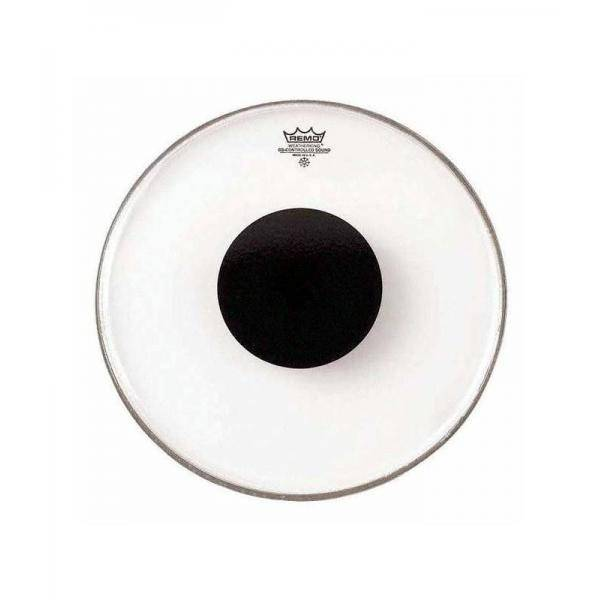 """REMO CONTROLLED SOUND SMOOTH WHITE 10"""" PARCHE"""