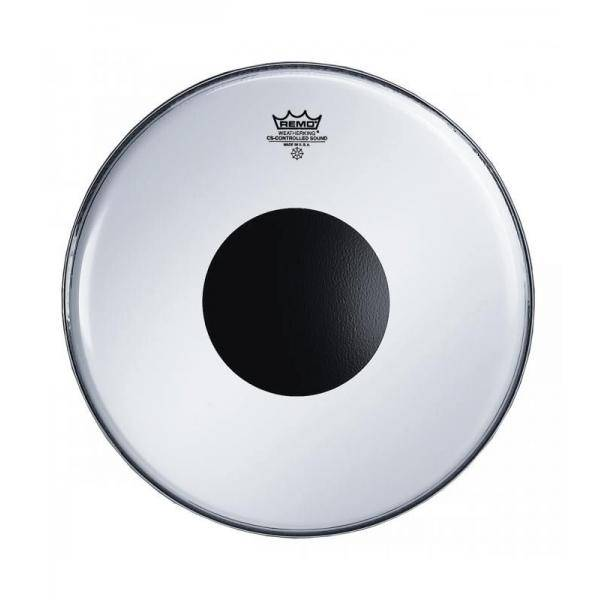 REMO CONTROLLED SOUND SMOOTH WHITE PARCHE 16""