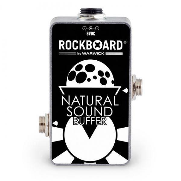 ROCKBOARD NATURAL SOUND BUFFER PEDAL ESTABILIZADOR