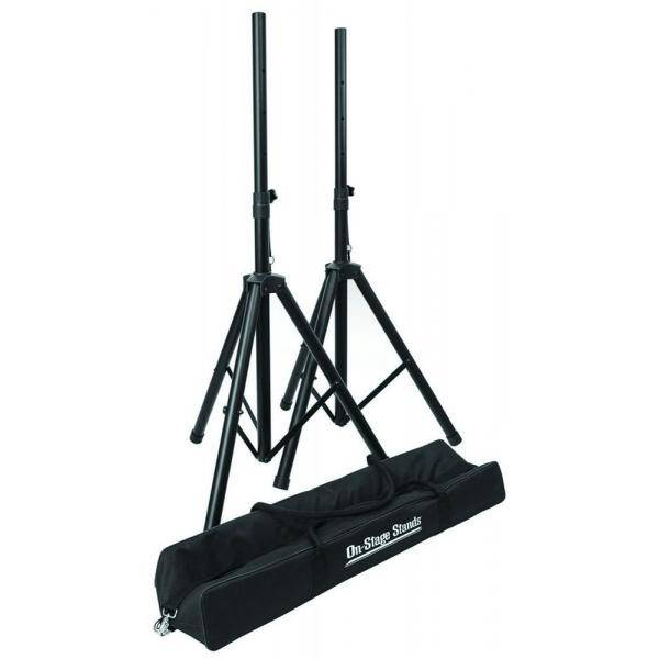 ON STAGE SSP7750 PACK SOPORTES PANTALLA COMPACTOS