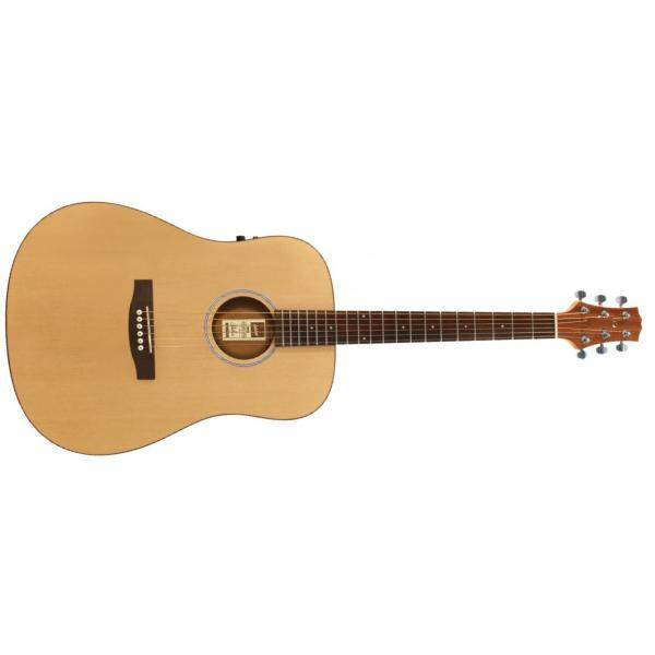 ULTIMO BY ASHTON UD22CEQNTM GUITAR ELECTROAC NAT
