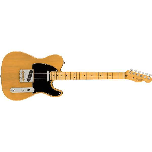 FENDER AMERICAN PRO II TELECASTER BUTTERSCOTCH