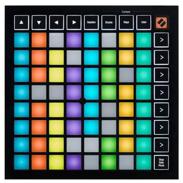 NOVATION LAUNCHPAD MINI MK3 CONTROLADOR DJ