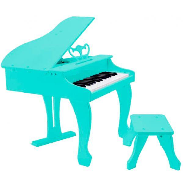 ENRIQUE KELLER PP30K PIANO COLA INFANTIL AZUL