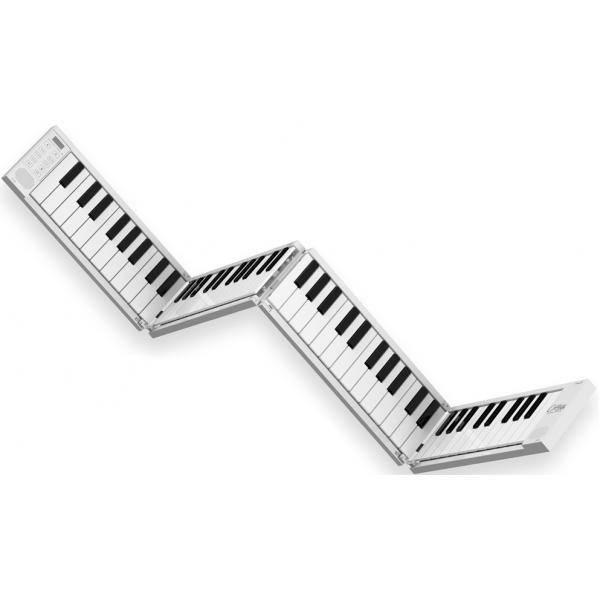 BLACKSTAR CARRY ON PIANO 88 TECLAS PORTÁTIL BLANCO