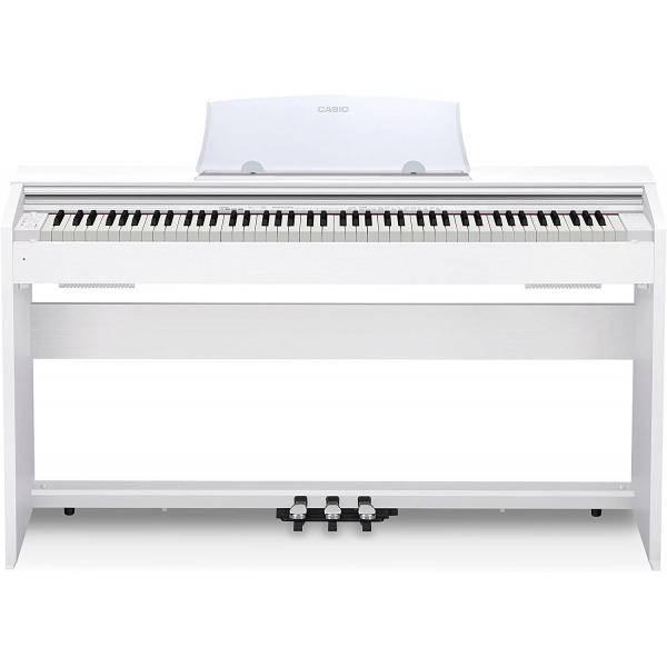 CASIO PRIVIA PX770 PIANO DIGITAL 88 TECLAS BLANCO