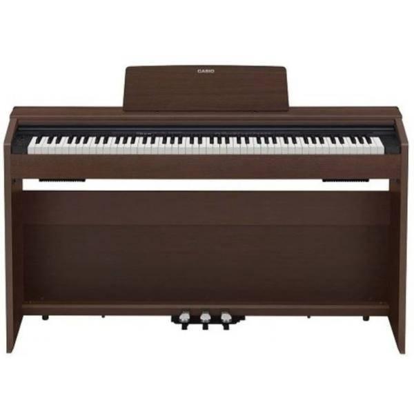 CASIO PRIVIA PX870 PIANO DIGITAL 88 TECLAS MARRÓN
