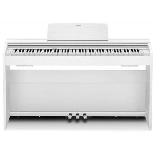 CASIO PRIVIA PX870 PIANO DIGITAL 88 TECLAS BLANCO