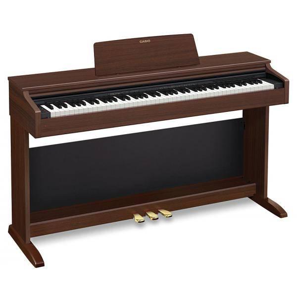 CASIO CELVIANO AP270 PIANO DIGITAL 88 TECLA MARRÓN