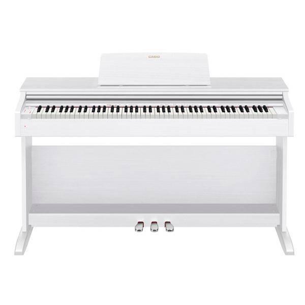 CASIO CELVIANO AP270 PIANO DIGITAL 88 TECLA BLANCO